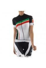 Giordana Girodana Trade FR_C Flash zwart fietsshirt Italie