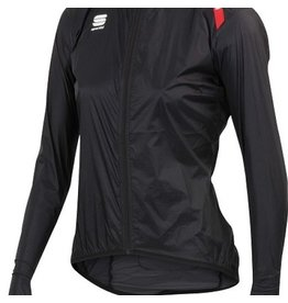 Sportful Hot pack 5 dames regen/wind jack zwart
