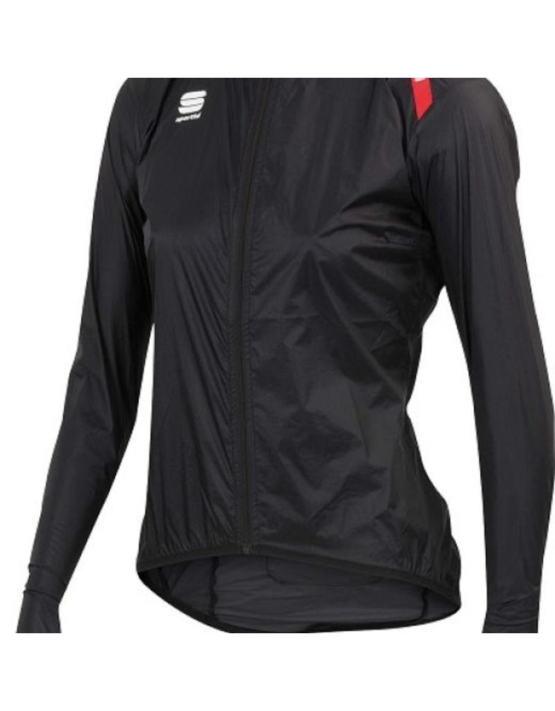 Sportful Sportful Hot pack 5  regen/wind Jack zwart
