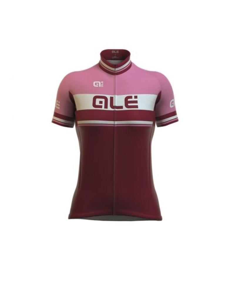 Alé Alé Classis Dames fiets Jersey Roze