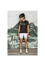 Maloja Maloja EngelsteinM 1/2 fietsshirt zwart Mt M