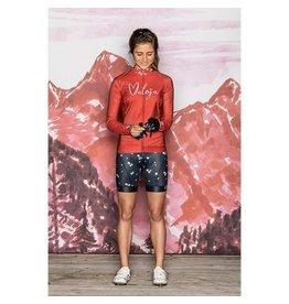 Maloja Maloja EngelsteinM 1/1 Womens jersey red vintage