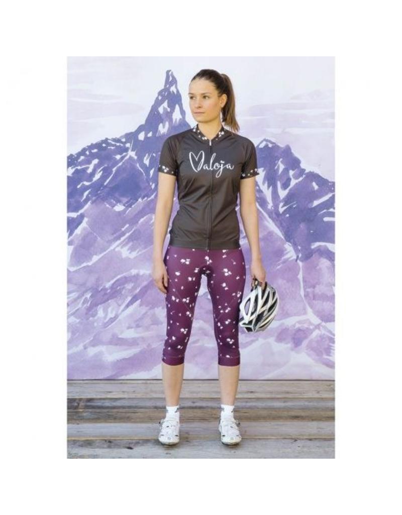 Maloja Maloja Bergklee 3/4 fietsbroek zwart