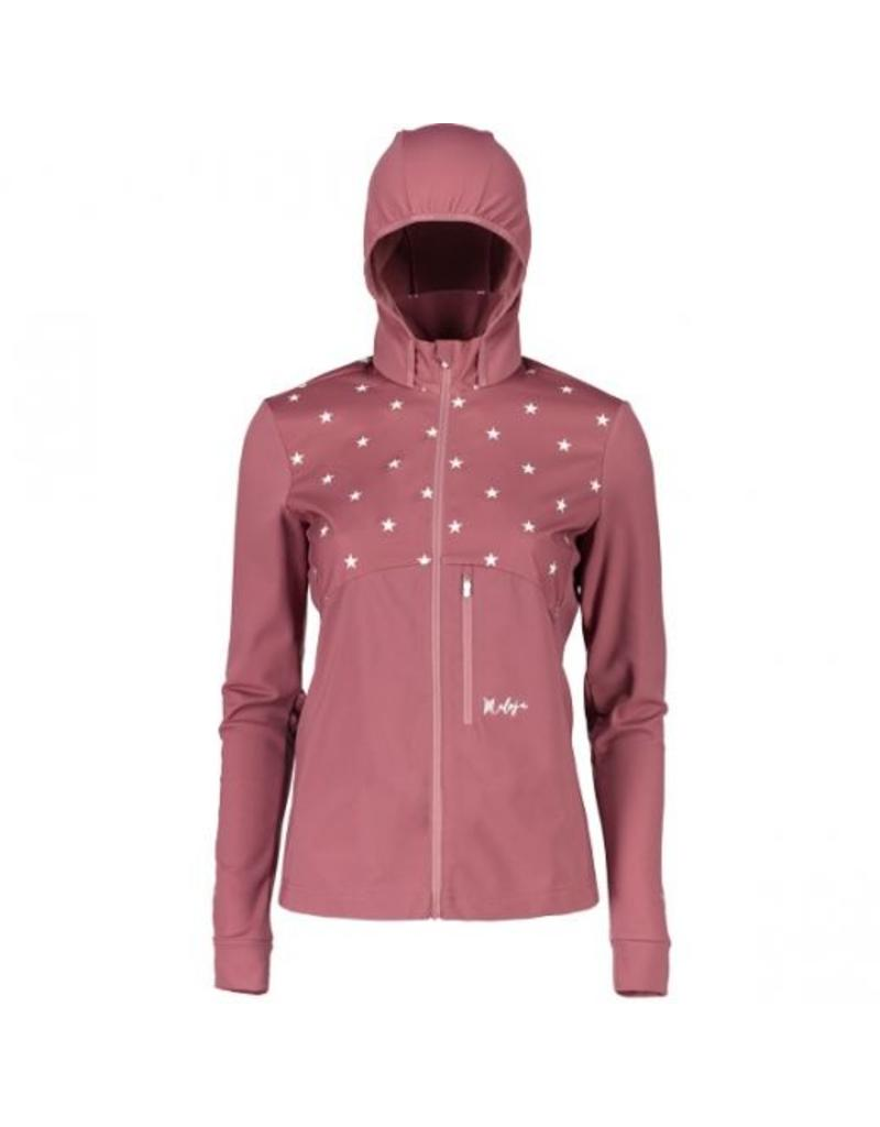 Maloja InsbruckM nordic Womens jacket frosted berry