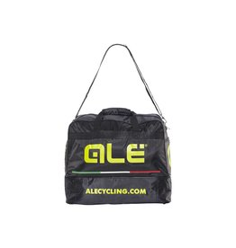 Alé Alé Bag Black-Fluo Yellow