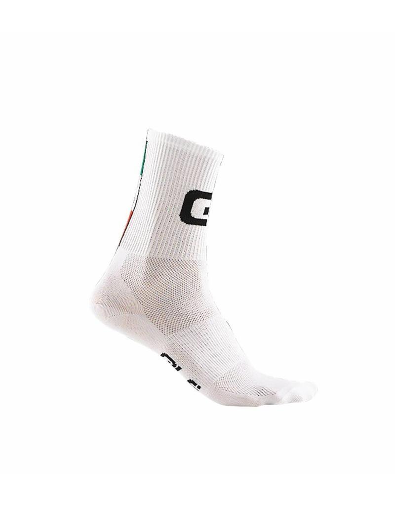 Alé Socks Summer Qskin Wit 8