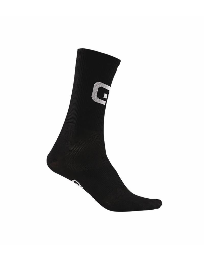 Alé Socks Summer Qskin Zwart 8