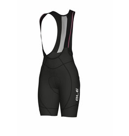 Alé Agonista 2 Lady Bibshorts Black-White