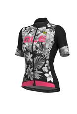 Alé Sartana Lady Jersey Black-Fluo Pink