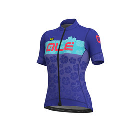 Alé Ibisco Lady Jersey Pure Blue-Turquoise