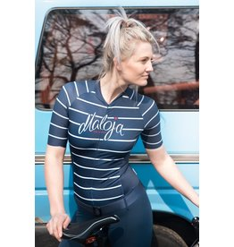 Maloja Maloja ViluornaM. Mountain lake stripe Bike Suit