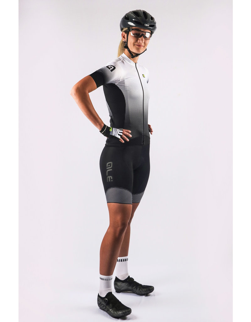 Alé Dots Jersey Graphics PRR Black-white