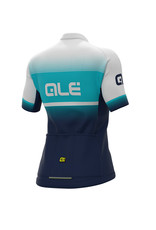 Alé Solid Blend Jersey Blue Turquoise