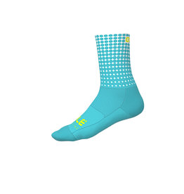 Alé Dots Summer Socks Turquoise