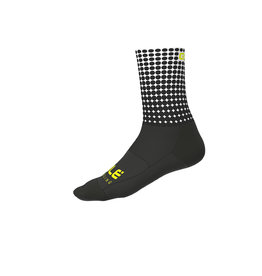 Alé Dots Summer Socks Black-White