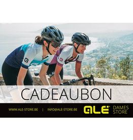 Alé Ale-store Cadeaubon (digitaal of post)