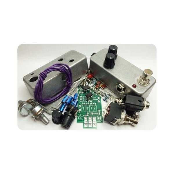 Build Your Own Clone 27V Boost kit