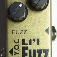 Build Your Own Clone Li'l Fuzz kit