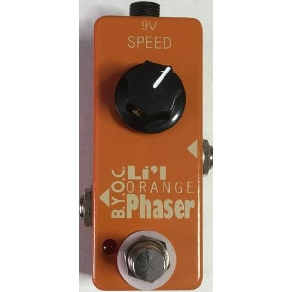 Build Your Own Clone Li'l Orange Phaser kit