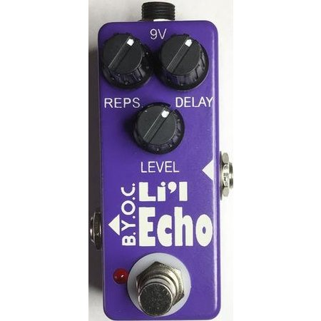 Build Your Own Clone Li'l Echo kit