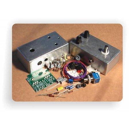 Build Your Own Clone E.S.V Fuzz (Silicon BC109C)