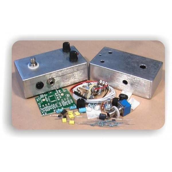 Build Your Own Clone Optical Compressor