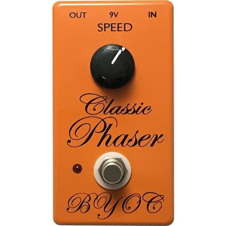 Build Your Own Clone Classic Phaser