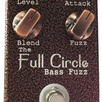 Build Your Own Clone Full Circle Bass Fuzz
