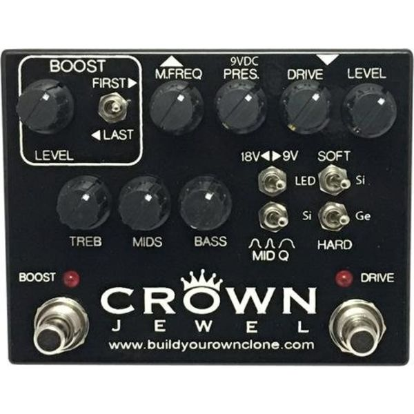Build Your Own Clone Crown Jewel