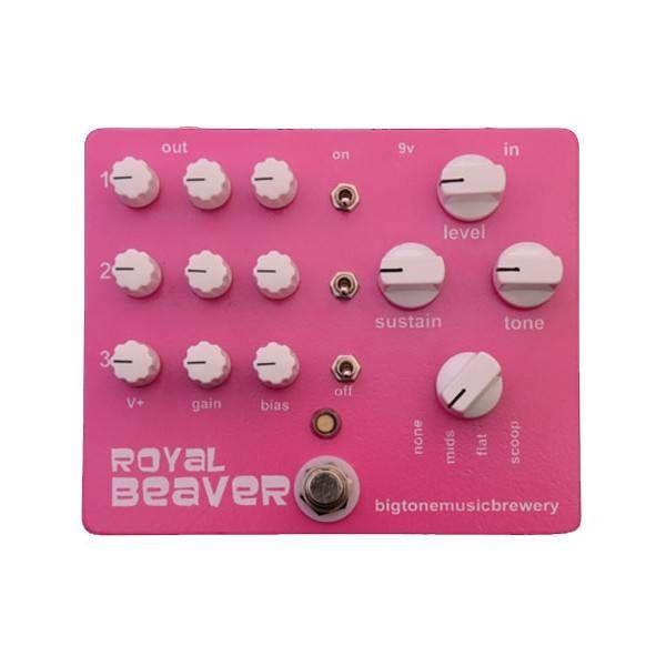 Big Tone Music Brewery Royal Beaver