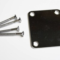 Neckplate + 4 screws