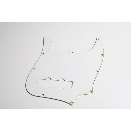 JB pickguard white