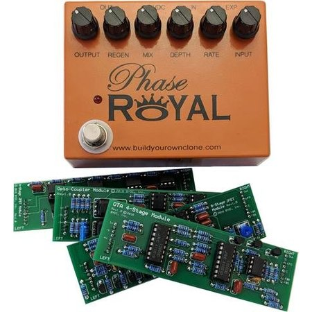 Build Your Own Clone Phase Royal The 4-Stage OTA Module