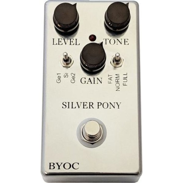 Build Your Own Clone Silver Pony deluxe