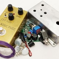 Build Your Own Clone Classic  Fuzz kit