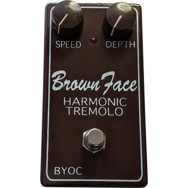 Build Your Own Clone Brown Face Tremolo