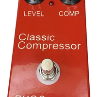 Build Your Own Clone Classic Compressor