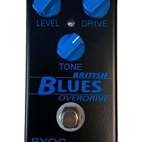 Build Your Own Clone British Blues Overdrive