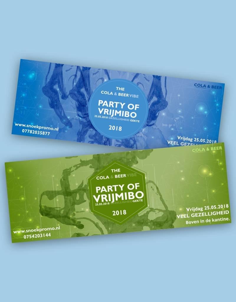 Tickets en entreekaarten