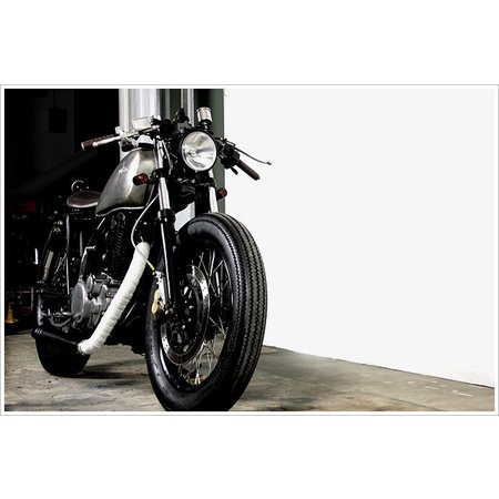 Heat Shieldings Exhaust Wrap White 15cm x 50m