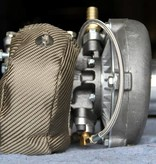 DEI Turboladergehäuse-Isolierung Titan