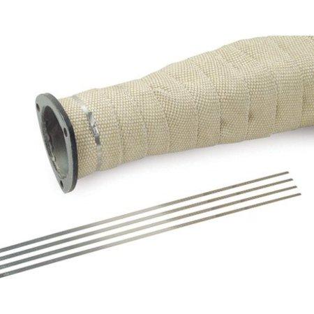 Heat Shieldings Edelstahl Schlauchschelle | SS304 | 360mm x 4.6mm | ball lok