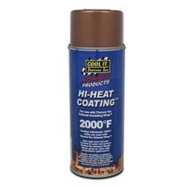 Hittebestendige Koper kleur verf  tot 815℃