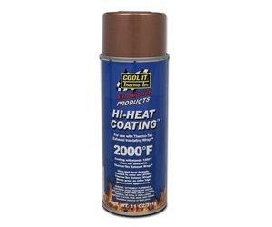 Onwijs Hittebestendige koper coating / verf geschikt tot 815℃ | Heat QH-13