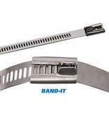 BAND-IT Schlauchschelle | SS316 | 300mm x 7mm | multi lok