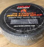 Heat Shieldings Grey Exhaust Wrap 5cm x 30m max 600 °C