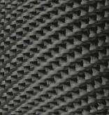 DEI Zwarte hitteband voor onder andere uitlaat isolatie, 5cm x 15m