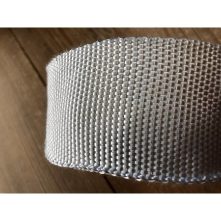 Heat Shieldings Exhaust Wrap White 5cm x 15m max  550 °C | MED