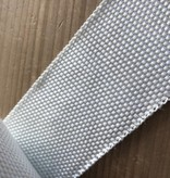 Heat Shieldings Wit 5cm x 15m x glasvezel uitlaatband MED gekeurd