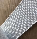 Heat Shieldings Wit 5cm x 30m glasvezel uitlaatband MED gekeurd